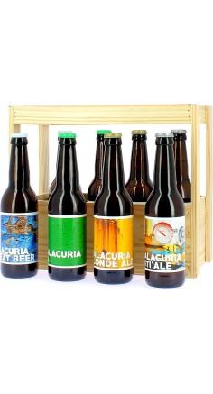 Caisse de Bières artisanales Bio