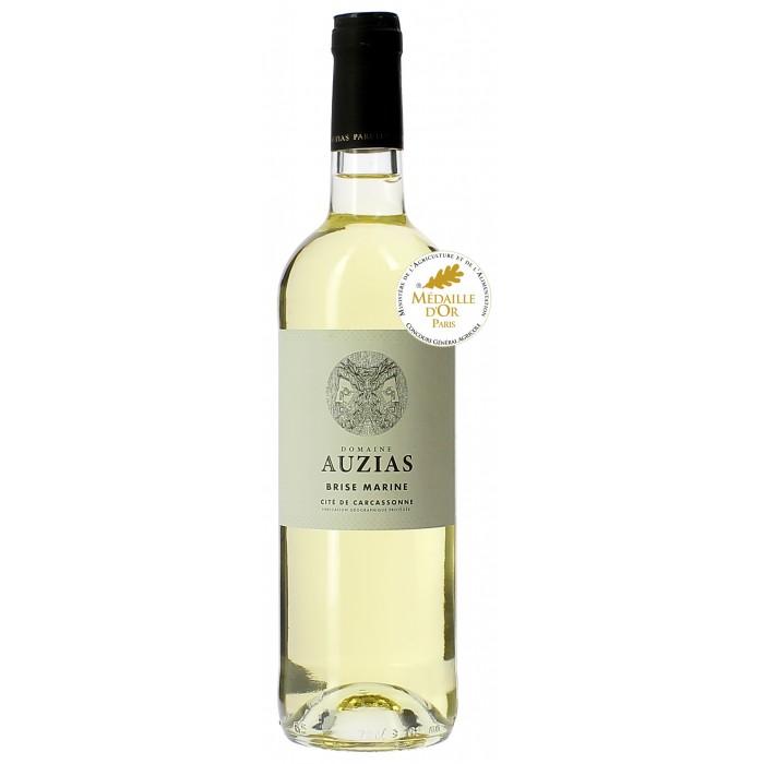 Château Auzias Cuvée Brise Marine - Vins en bouteilles de 75cl - sommellerie de France
