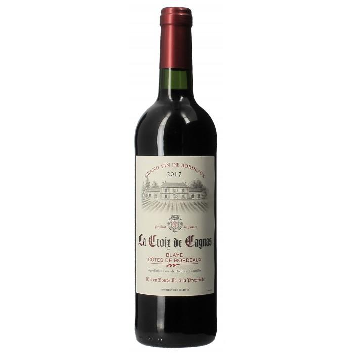 La Croix de Cagnas - Vins en bouteilles de 75cl - sommellerie de France