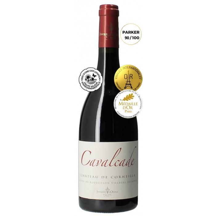 Château Jonquères d'Oriola Cavalcade - Vins en bouteilles de 75cl - sommellerie de France