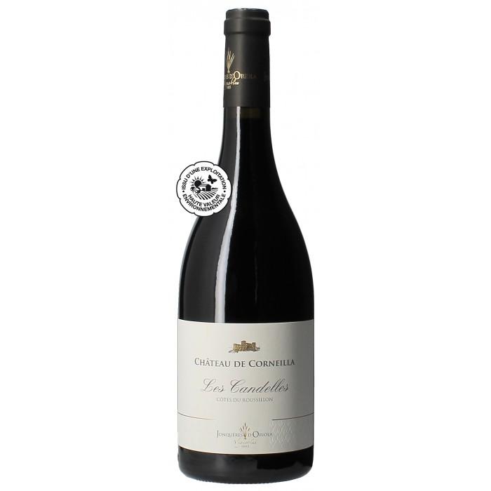 Château Jonquères d'Oriola Les Candelles - Vins en bouteilles de 75cl - sommellerie de France