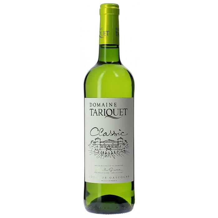 Château Tariquet Cuvée Classic - Vins en bouteilles de 75cl - sommellerie de France