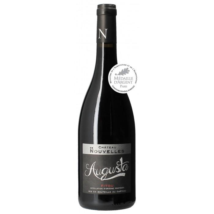 Château de Nouvelles Augusta - Vins en bouteilles de 75cl - sommellerie de France