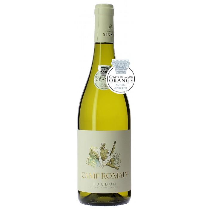 Les Vignerons de Laudun Camp Romain - Vins en bouteilles de 75cl - sommellerie de France