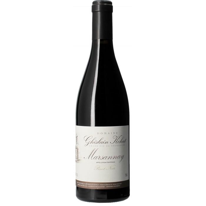 Domaine Kohut Ghislain Marsannay Pinot Noir - Vins en bouteilles de 75cl - sommellerie de France