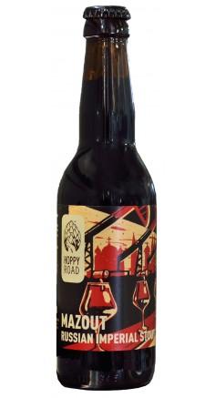 Bière Hoppy Road Mazout