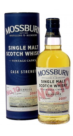 Whisky Mossburn Single Malt Vintage Casks