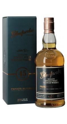 Whisky Glenfarclas Private Réserve