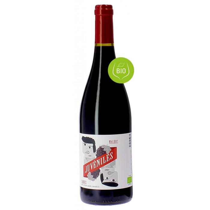 Château du Cèdre Cuvée Juvéniles - Vins en bouteilles de 75cl - sommellerie de France