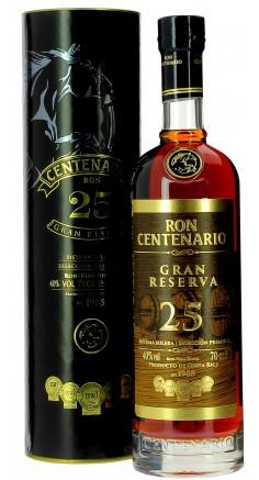 Rhum Centenario 25 ans