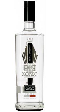 Vodka Kopzo à la mirabelle