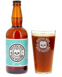 Verre à bière Bon Poison
