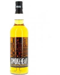 Whisky Smoke Head