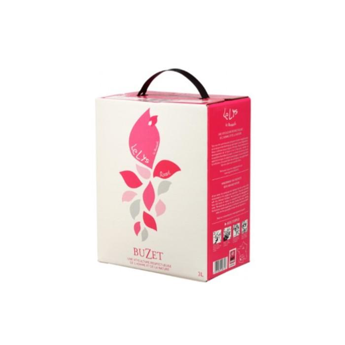 Buzet Rosé 3L