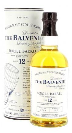 Whisky Balvénie 12 ans