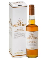 Whisky the Glen Silver Blended Scotch