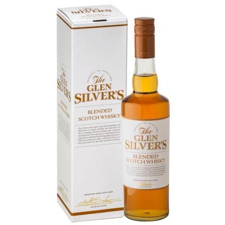 Whisky the Glen Silver Blended Scotch