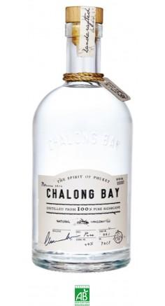 Rhum blanc Chalong Bay Bio - Sommellerie de France