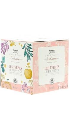 Les Terres de Provence rosé 3L