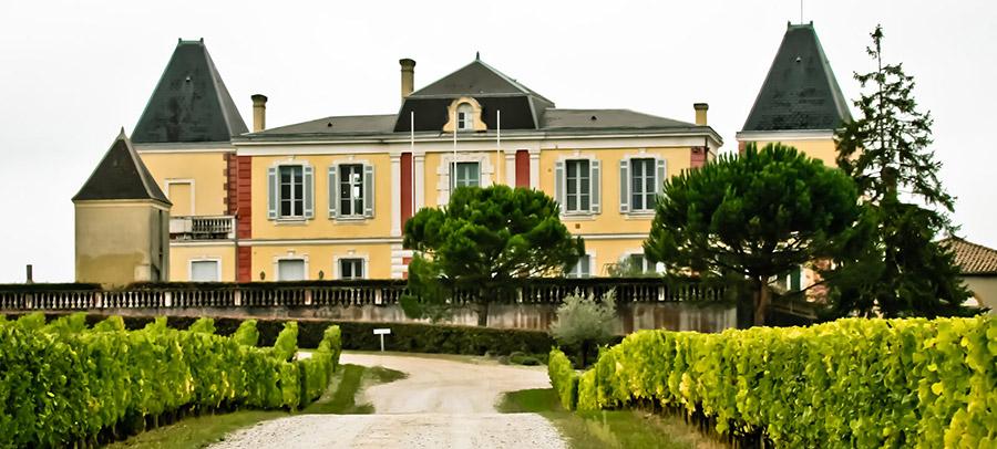 Achat de Vin blanc de Bordeaux, AOP Pessac-Léognan